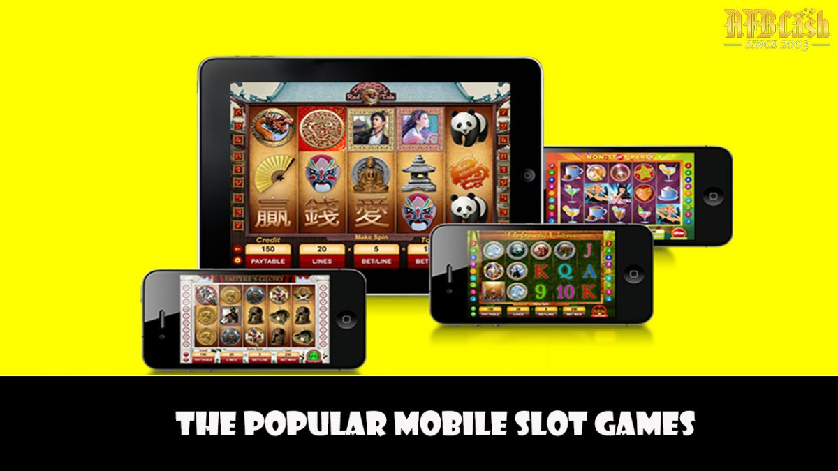 The Popular Mobile Slot Games in Malaysia